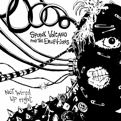 NOT WIRED UP RIGHT - Album (2017)
