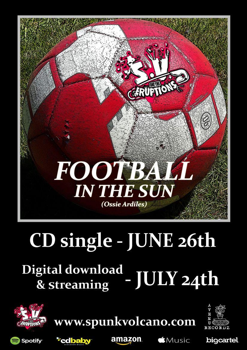 football A4 ADVERT NEW