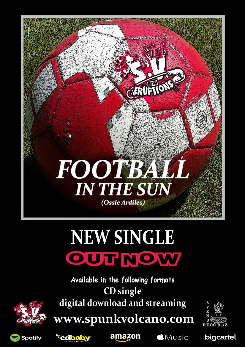 football A4 ADVERT out now copy